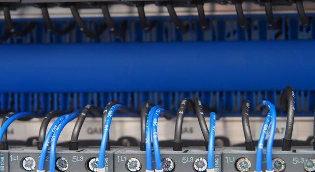 Peignes guides câbles